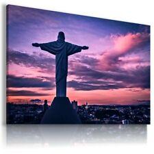 BRAZIL RIO DE JANEIRO  View Canvas Wall Art Picture Large SIZES  L280  X