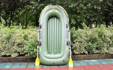 PVC 2/3/4 Person Fishing Swimming Water Sports Inflatable Boat Kayak Canoe Raft