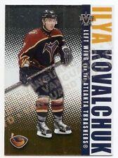 02/03 VANGUARD LTD PARALLEL Hockey /450 (#1-136) U-Pick from List