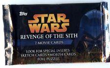 BOOSTER de 10 Cartes STAR WAR Revenge ot the Sith (Neuf