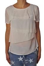 Patrizia Pepe Short Sleeve Shirts 17084-18C1839036233