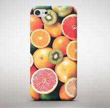 Mixed Fruit Tropical Tasty Healthy Sweet Juicy Oranges Kiwi Phone Case Cover
