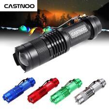 Castnoo SK68 Lumineux 3500 LM  Q5 3 Modes Mini LED Lampe de poche Torche EH
