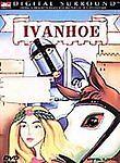 IVANHOE - Collector's Edition Animated Cartoon Children's Movie DVD, Free Ship