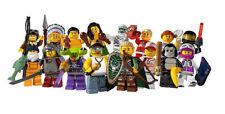 Lego minifigures serie 3 da collezione completa 8803