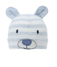 DÖLL® Baby Jungen Jersey Topfmütze Mütze Ringel Bär Blau 37-49 S 2020 NEU