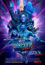 Guardianes de la Galaxia vol. 2 IMAX cartel de película película cine A4 A3 A2 A1