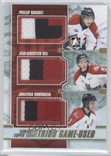 2012-13 SST-06 Phillip Danault Jean-Sebastien Dea Jonathan Huberdeau Hockey Card