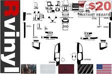 Rdash Dash Kit for Dodge Grand Caravan 2008-2010 Auto Interior Decal Trim
