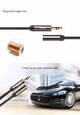 Câble jack Aux Audio Mâle à Femelle Extension Câble rallonge 3,5mm stéréo auto