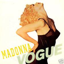 MADONNA Vogue Sire Records FR Press EP