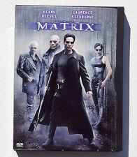 Matrix 1999 R science-fiction fantasy movie Dvd Keanu Reeves, Lawrence Fishburne