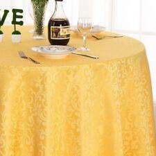 137cmx274cm Choix Couleurs PLASTIQUE Nappe de Table Rectangulaire - Fête