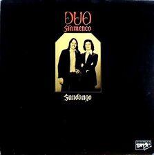 LP Duo Flamenco - Fandango - gereinigt - cleaned
