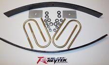 Revtek 840R Rear Lift Kit Fits 05-15 Xterra