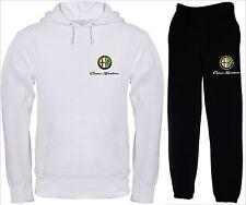 CUORE SPORTIVO TUTA felpa maglietta polo t-shirt maglia hoodie ducati alfa romeo