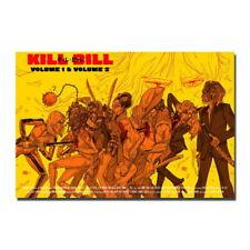 137758 Kill Bill MovieRockin Jelly Bean Mondo Wall Poster Print Affiche