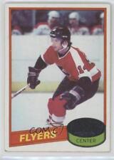 1980-81 Topps #24 Ken Linseman Philadelphia Flyers Hockey Card
