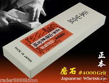 Japanese Whetstone #4000 Grit Sharpening Waterstone Made in Japan