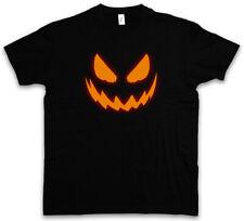 Glowing Halloween Pumpkin i T-shirt Horror Trick or Treat Samhain USA creature