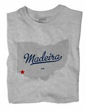 Madeira Ohio OH T-Shirt MAP