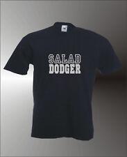 SALAD DODGER  (MENS UNISEX OR LADYFIT) MENS WOMENS or KIDS FUNNY T-SHIRT