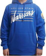 Mitchell & Ness Golden State Warriors Cursive Script Hoody Hoodie Sweater Mens