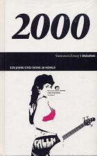 SZ SÜDDEUTSCHE ZEITUNG DISKOTHEK 2000 BUCH + CD
