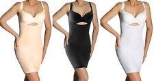 NEU Formkleid Mieder Kleid S M L XL schwarz beige weiß Laser CUT