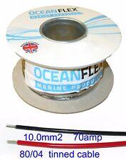 stagnati parete sottile Cavo 10.0mm²,(7AWG) AUTO,Marine,basso voltaggio,cm10.0