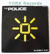 "POLICE - Invisible Sun - Excellent Condition 7"" Single"