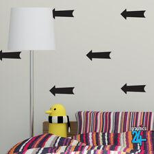 Retro Arrows Vinyl Wall Art Sticker Decal Bedroom Living Room Home Decor