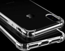 Hybrid Shockproof Thin Transparent Clear TPU Bumper Case Fits iPhone X/XS/XR/Max