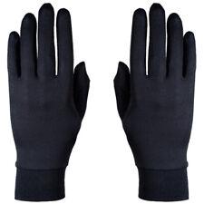 Roeckl Silk Seiden unterzieher guantes negro