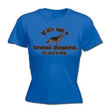 If Its Not A German Shepherd WOMENS T-SHIRT tee birthday dog doggy cute funny