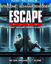 Escape Plan Blu-Ray + DVD + Digital HD
