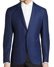 NWT HUGO Hugo Boss Red Label By Hugo Boss Slim Fit Virgin Wool Sport Coat Blazer