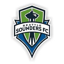 Seattle Sounders FC Decal / Sticker Die cut