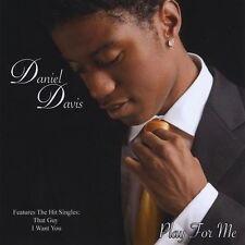 Play For Me by Daniel Davis (CD, Aug-2009, CD Baby (distributor))
