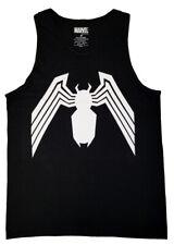 Venom Symbol Spider-Man Marvel Comics Adult Tank Top