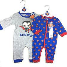 Superman™ Logo Superheld Baby Body Strampler DC Comics Superbaby