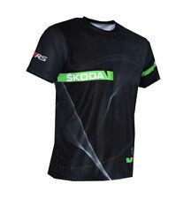 Skoda VRS Motorsport - All Over Sublimation Print T-shirt / FABIA R5 Octavia