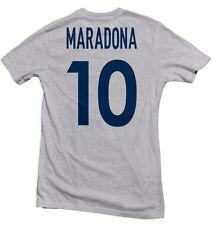 Argentina La Albiceleste Legend Tee: Diego Maradona Four11 Designs