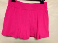 Fila Tennis Club Pleated Active Skort Pink  #14399574   NWT