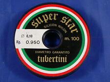 Monofilo Tubertini Superstar 0,10 100m passata agonismo