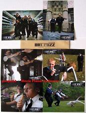 HOT FUZZ - Simon Pegg - Martin freeman - 6 FRENCH LC