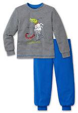 Schiesser Pijama Chico Largo Pijama Fantasía 100% CO TALLA 116 128 140