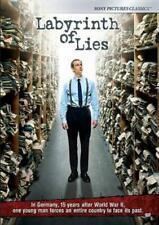 LABYRINTH OF LIES NEW DVD