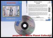 """MEISSEN """"Frauenlob"""" (CD) Sequentia,Thornton,Bagby 2000"""
