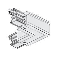 NORDIC-ALUMINIUM Einspeise-Winkelverbinder für 3-Phasen Stromschienen XTS 34/35